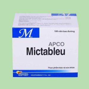 Mictableu