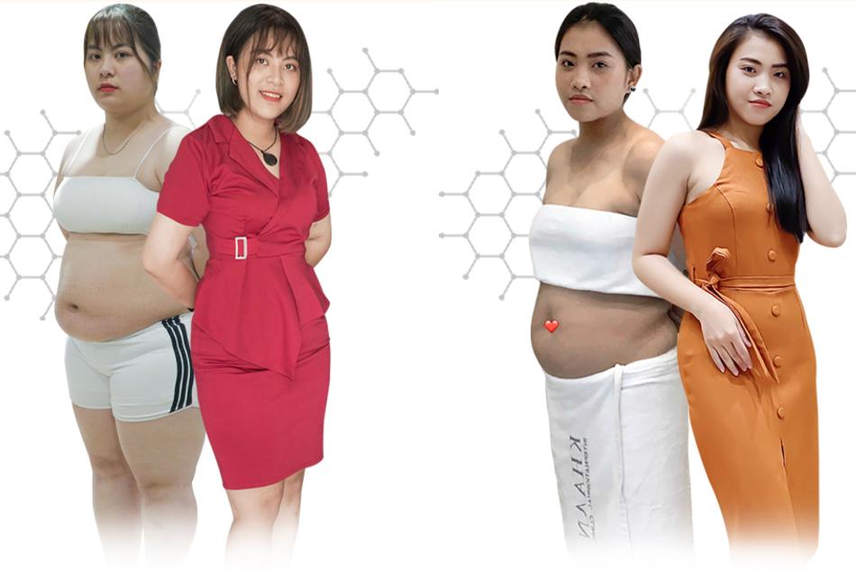Toàn bộ các công nghệ giảm béo tại thẩm mỹ viện đều không xâm lấn, giúp khắc phục tình trạng sẹo xấu, mất thời gian hồi phục … so với các phương pháp khác