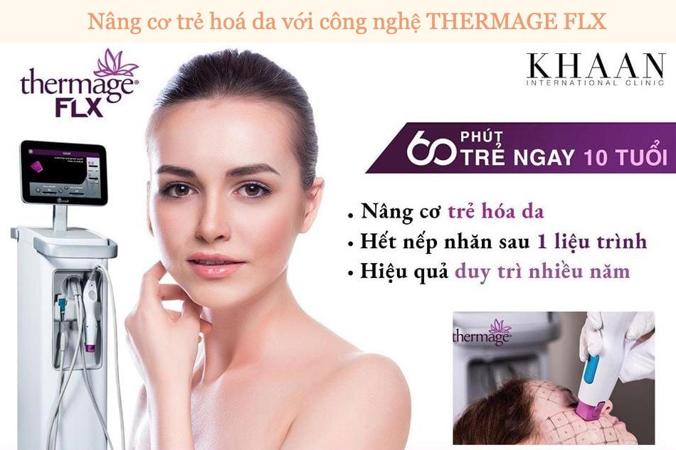 Khaan luôn là địa chỉ uy tín hàng đầu về công nghệ nâng cơ, trẻ hóa da và nhận được nhiều lời phản hồi tích cực của khách hàng.