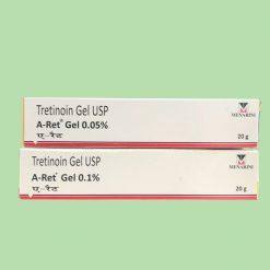 Tretinoin Gel USP Aret 20g