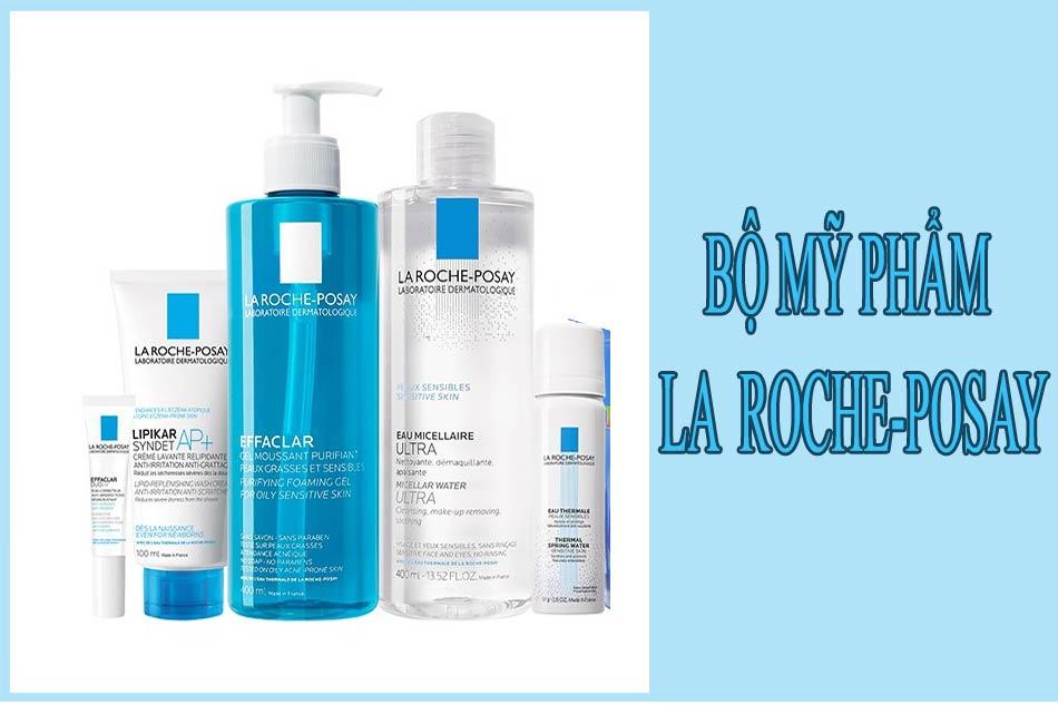 Bộ mỹ phẩm của La Roche-Posay