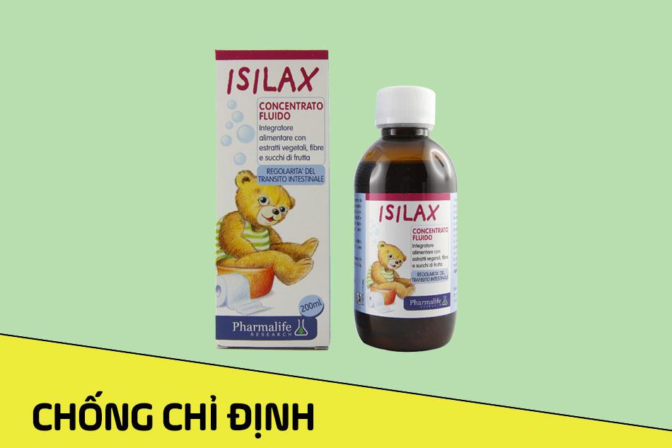 Chống chi định của Isilax Bimbi
