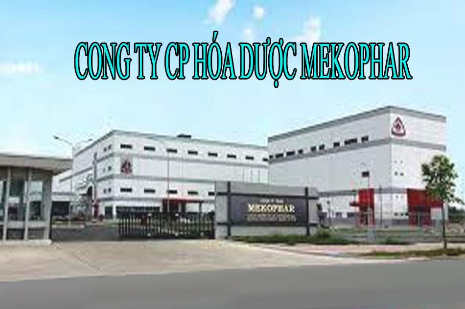 Công ty CP Hóa Dược Mekophar