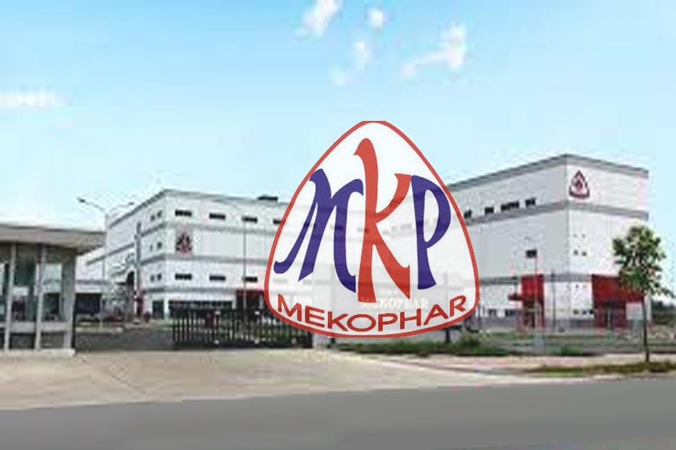 Hình ảnh logo Mekophar