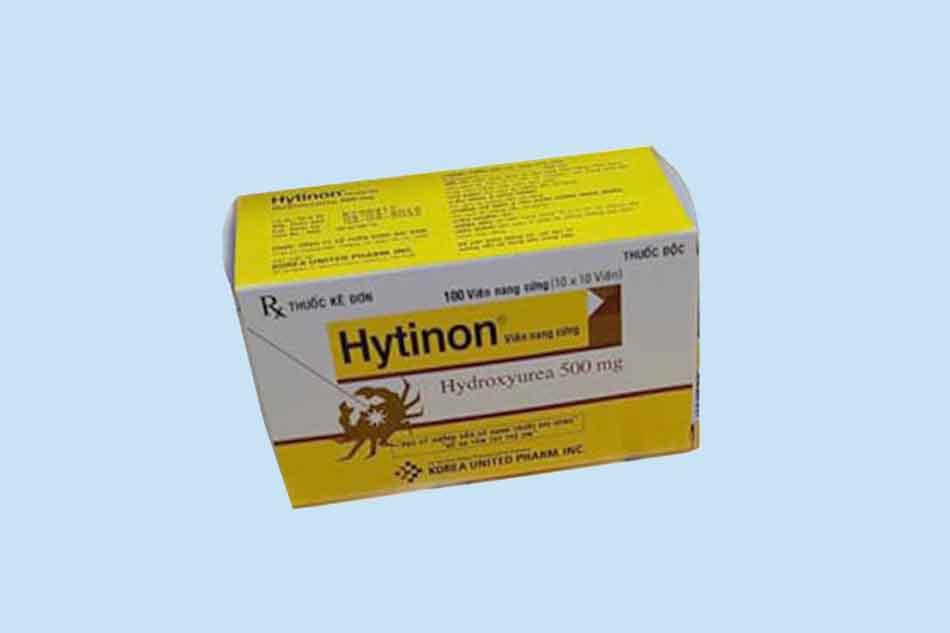 Thuốc Hytinon giá bao nhiêu? Mua ở đâu?