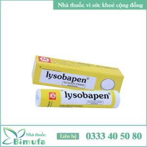 Lysobapen