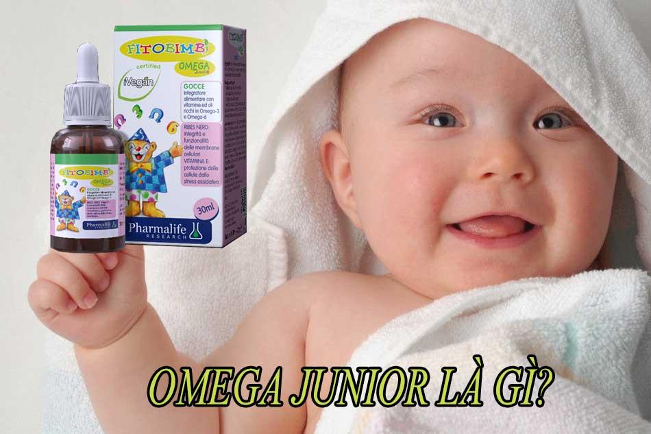 Omega Junior là gì?