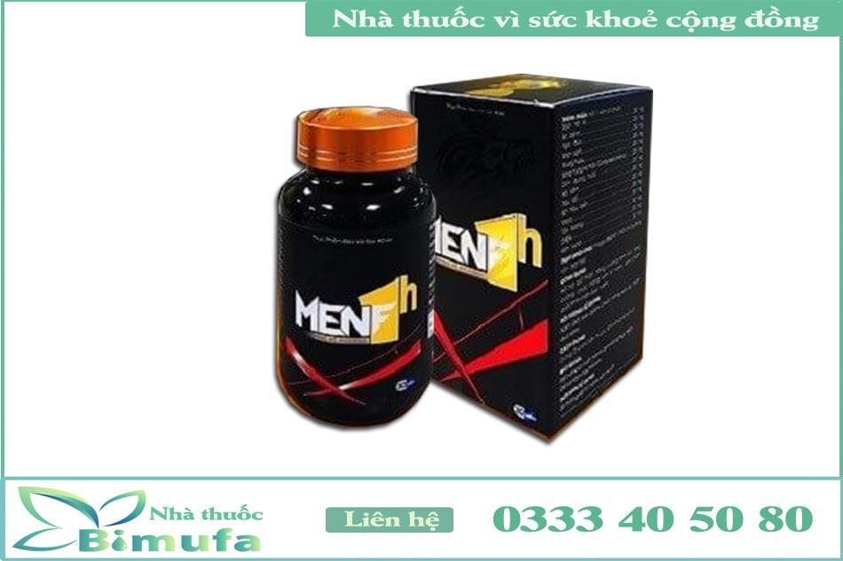 Thông tin về viên uống Menf1h