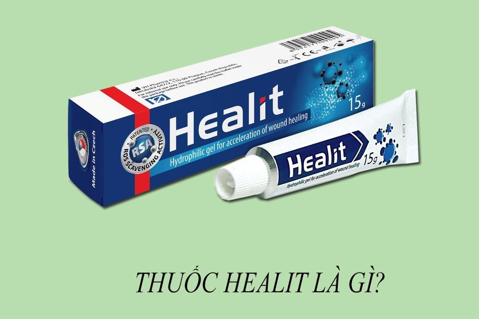Thuốc Healit là gì?
