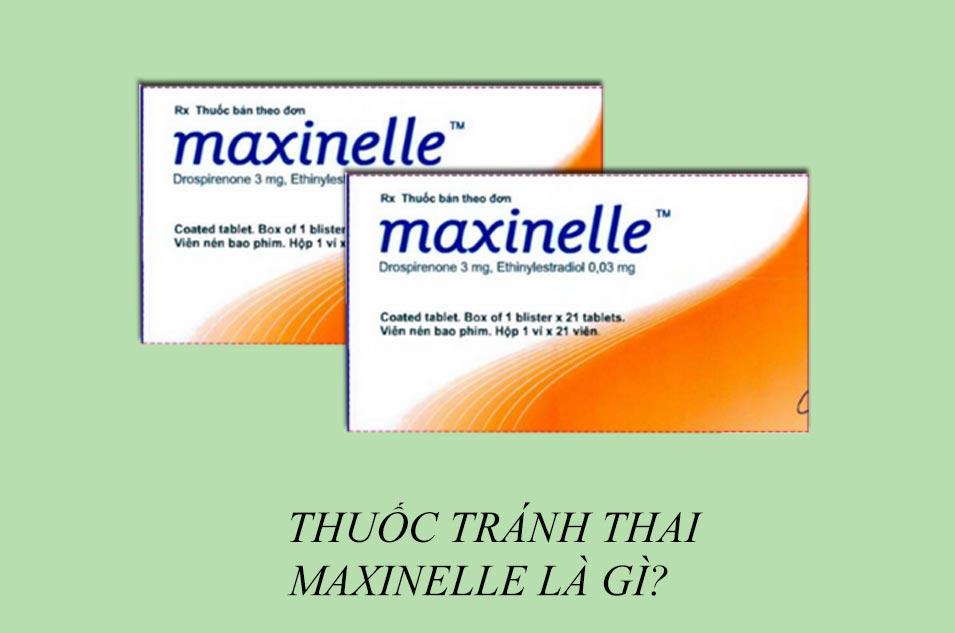 Thuốc Maxinelle là gì?