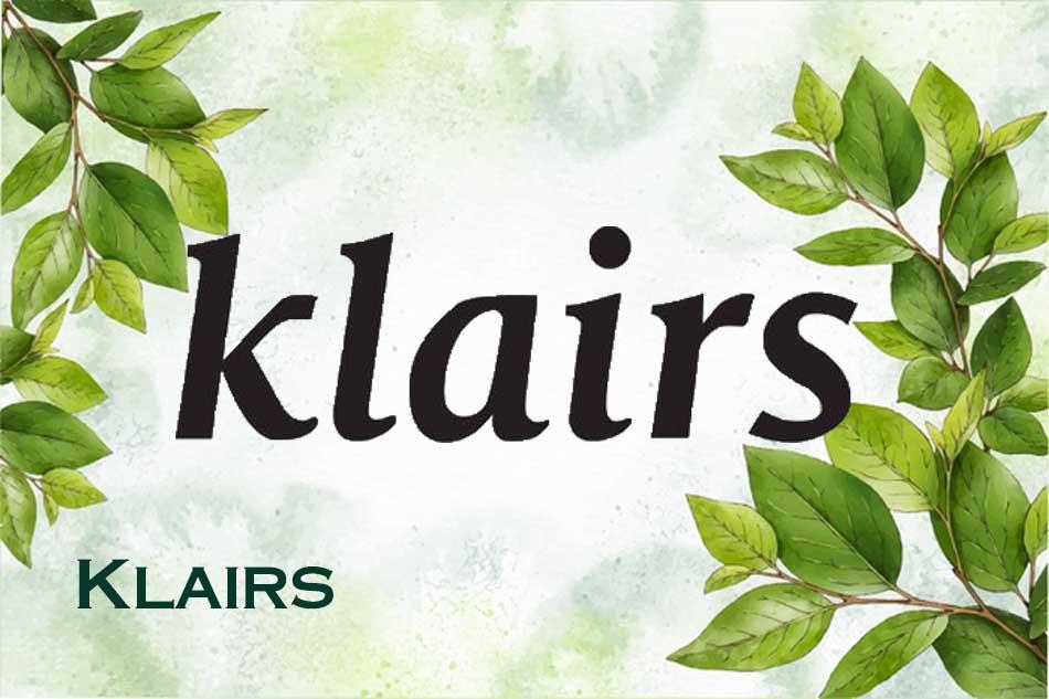 Đôi nét về thương hiệu Klairs