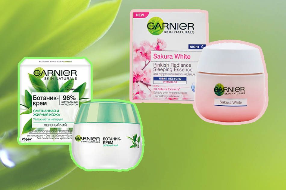 Kem dưỡng ẩm da Garnier Moisture Rescue Refreshing Gel – Cream