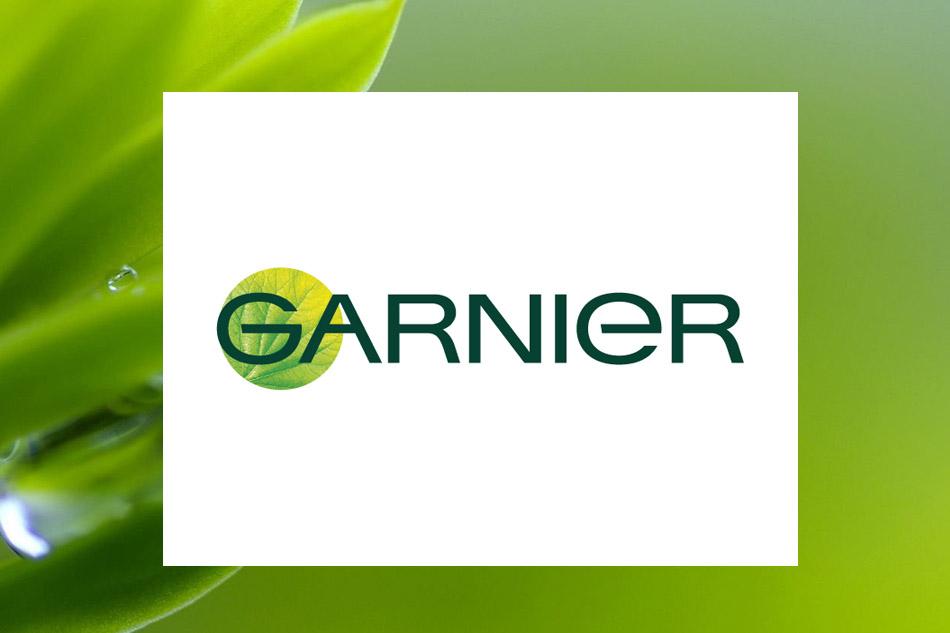 Thương hiệu Garnier