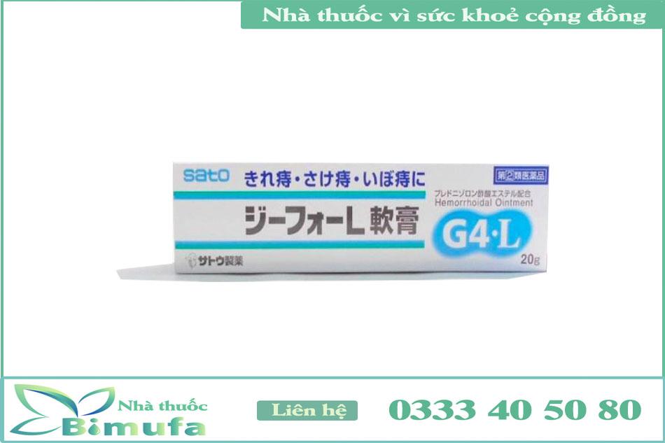 Thuốc G4 L là gì?