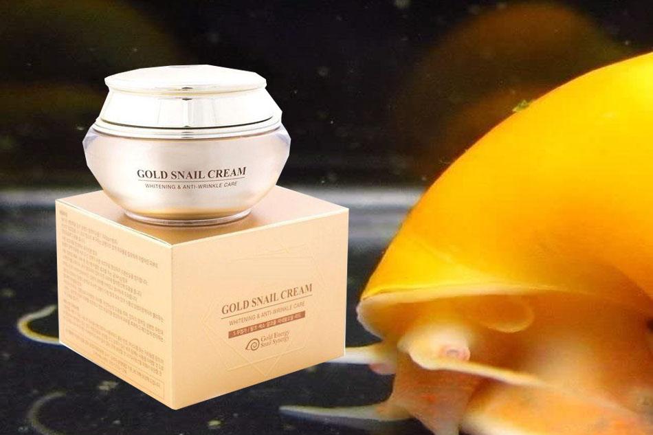 Review Golden Snail Cream từ người dùng