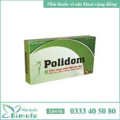 Hộp thuốc Polidom