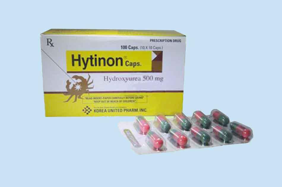 Hytinon chỉ định