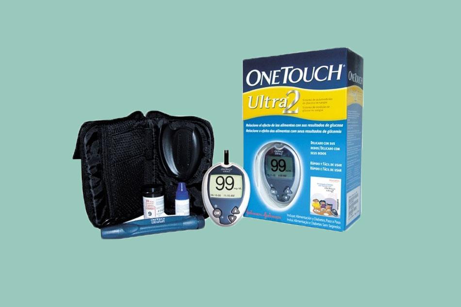 Máy đo đường huyết OneTouch Ultra 2 - Johnson & Johnson