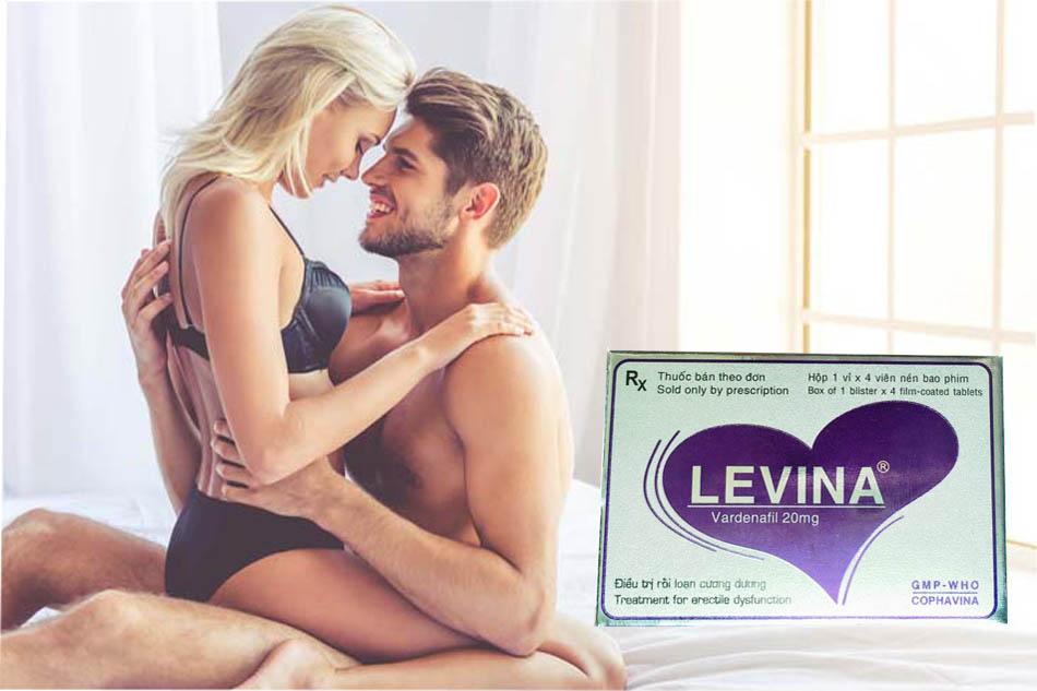 Đối tượng sử dụng thuốc levina 20 mg