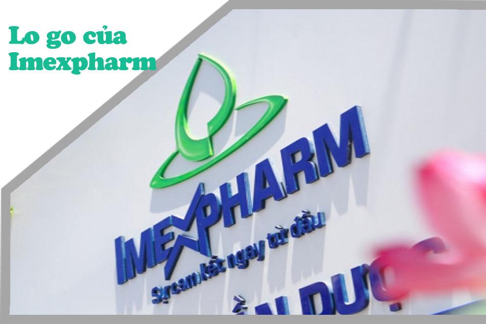 Hình ảnh logo Công ty Dược Phẩm Imexpharm