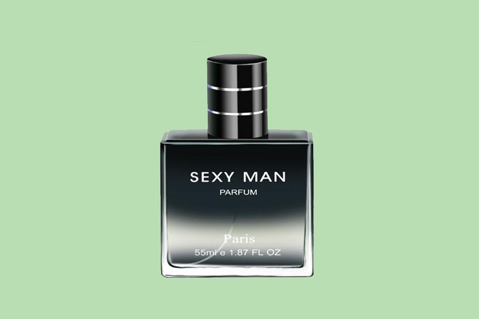 Nước hoa kích dục nữ Sexy Man