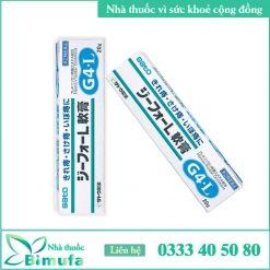 Thuốc chữa bệnh trĩ G4 L