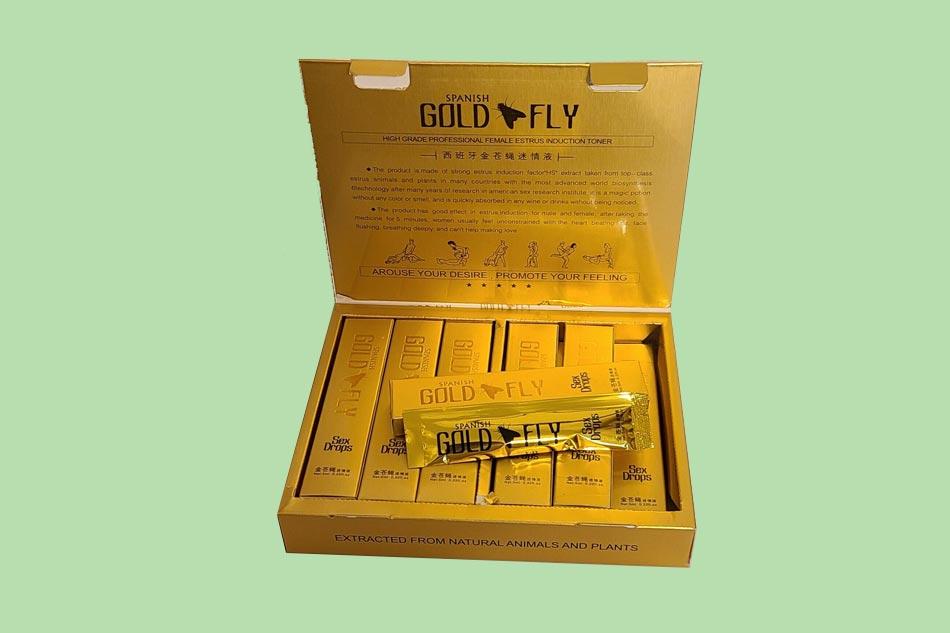 Thuốc kích dục Gold Fly có tốt không?