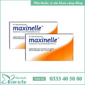 Thuốc tránh thai Maxinelle