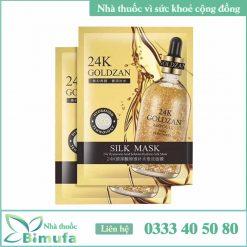 24k Goldzan Mask