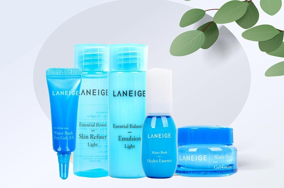 Sơ lược về thương hiệu Laneige