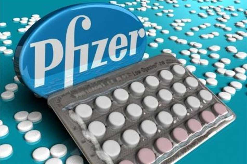 Các sản phẩm nổi tiếng của Pfizer