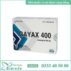 Gayax 400mg