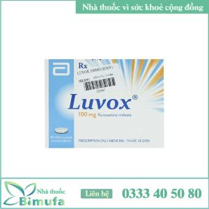 Luvox 100mg