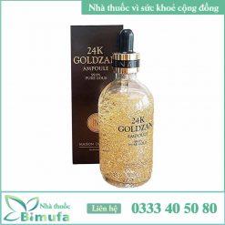 Serum 24k Goldzan