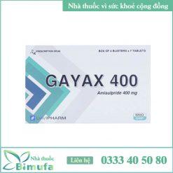 Thuốc hướng thần Gayax
