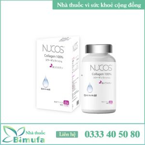 Viên uống Nucos Collagen