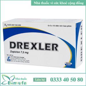 Thuốc Drexler 7.5mg