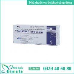 Tanatril Tablets 5mg là thuốc gì?