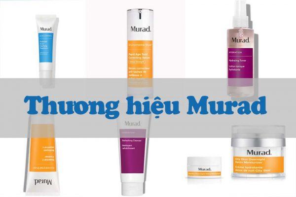 Thương hiệu Murad