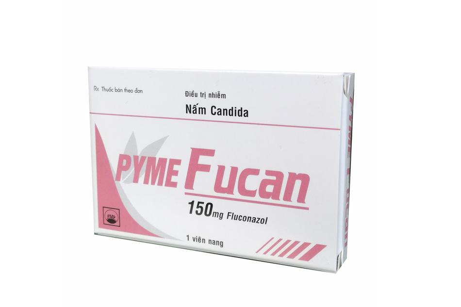 Lưu ý khi dùng Pyme Fucan