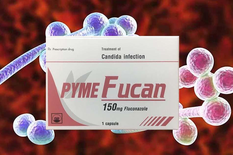 Chỉ định dùng thuốc Pyme Fucan