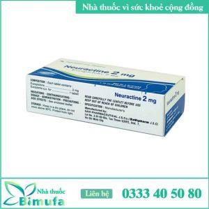 Thuốc Neuractine 2mg