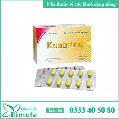 Thuốc Keamine của Stada là gì?