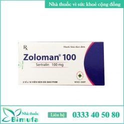 Zoloman 100