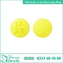 Hình ảnh thuốc Apo - Amitriptyline 25mg