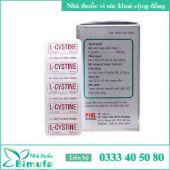 Hình ảnh sản phẩm L-cystine
