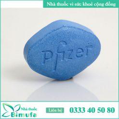 Hình ảnh viên thuốc Viagra