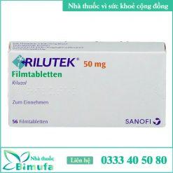 Hình ảnh thuốc Rilutek 50mg