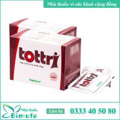 Hình ảnh thực phẩm chức năng Tottri