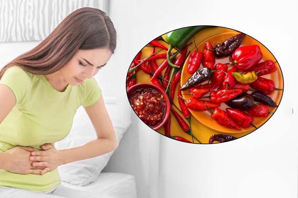 Ăn đồ cay nhiều có thể gây loét dạ dày tá tràng